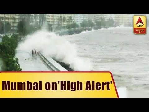 Mumbai: High Tides Of At Least 5 Metres Witnessed | ABP News