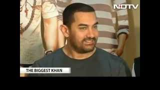 PK in 700cr Club (Worldwide) | I'm The Biggest Star Today - Aamir Khan | Funny Reply