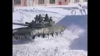 Российская военная техника(Танки)