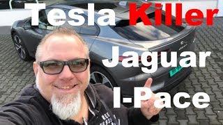 Ist der Jaguar I-Pace der Tesla Killer ?