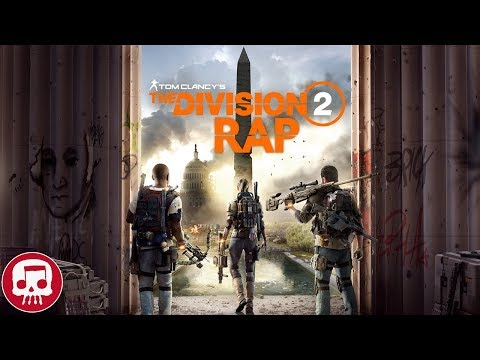 "THE DIVISION 2 RAP By JT Music (feat. Andrea Storm Kaden) - ""Wake Me"""