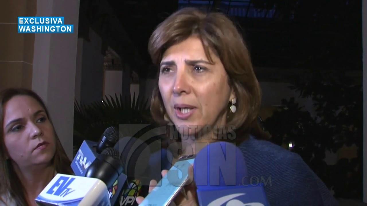 Gobierno venezolano reacciona votación de la OEA