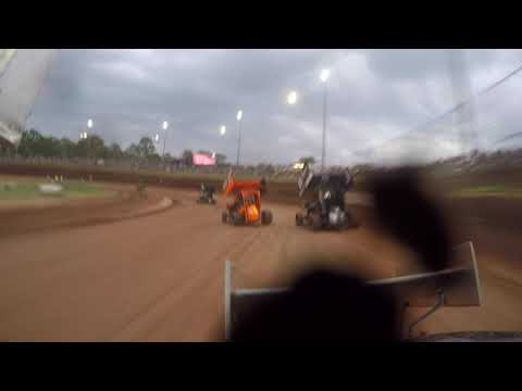 2nd run biz. - dirt track racing video image