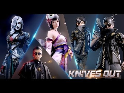 Knives Out Pc Official trailer 2018