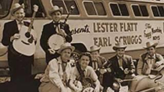 "Lester Flatt & Earl Scruggs -   "" Orange Blossom Special """