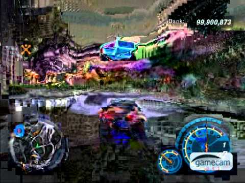 Need For Speed Underground 2 To Graphics Shop Avi Youtube