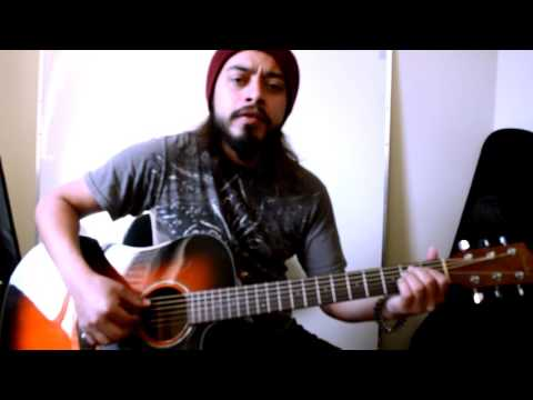 Metallica - Nothing Else Matters (Acoustic Cover by James Keifer)