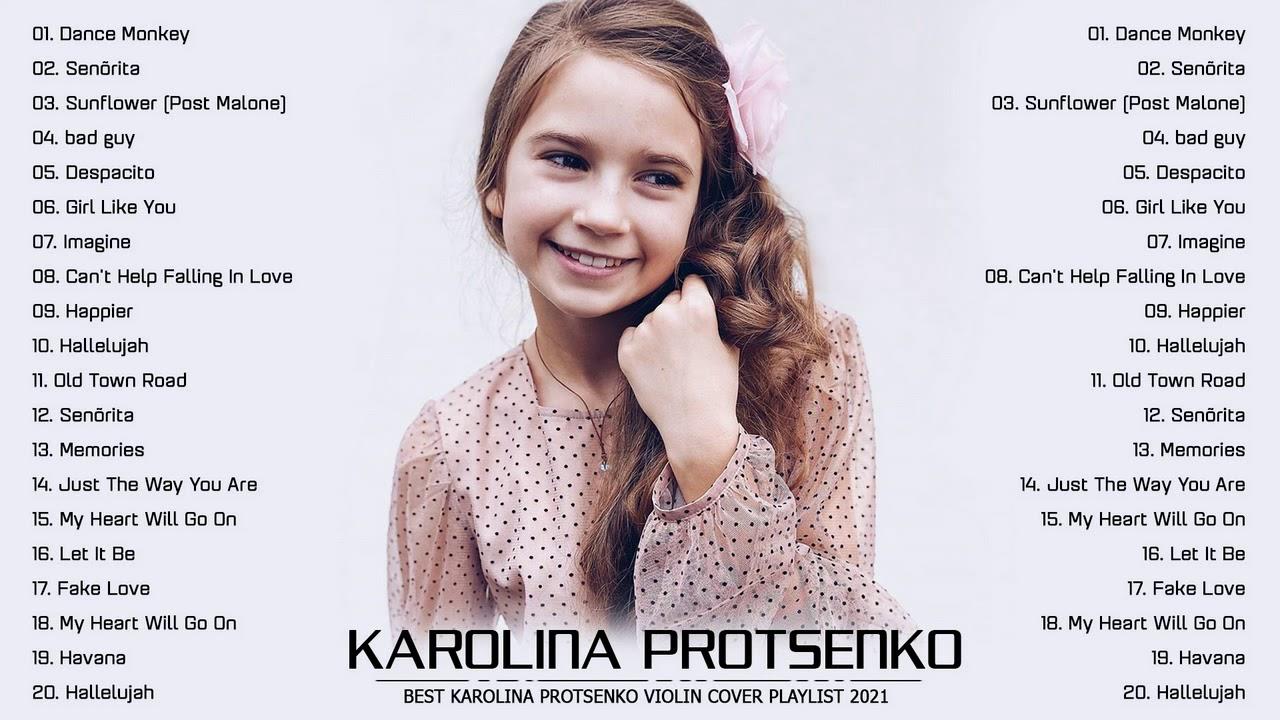 Download Top Violin Cover Popular Songs 2021 | Best Karolina Protsenko Violin Cover Popular Songs 2021