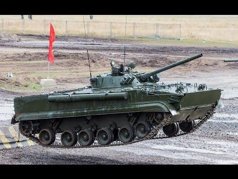 Боевая машина пехоты БМП 3