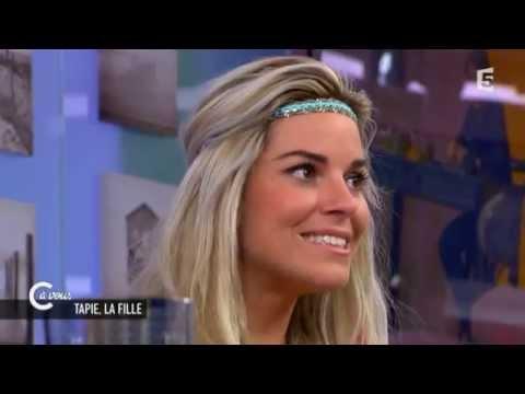 L'interview de Sophie Tapie - C à vous - 12/06/2015