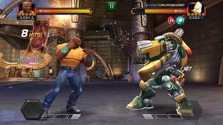 marvel:contest of champions - multiple/killmonger grind - part 2