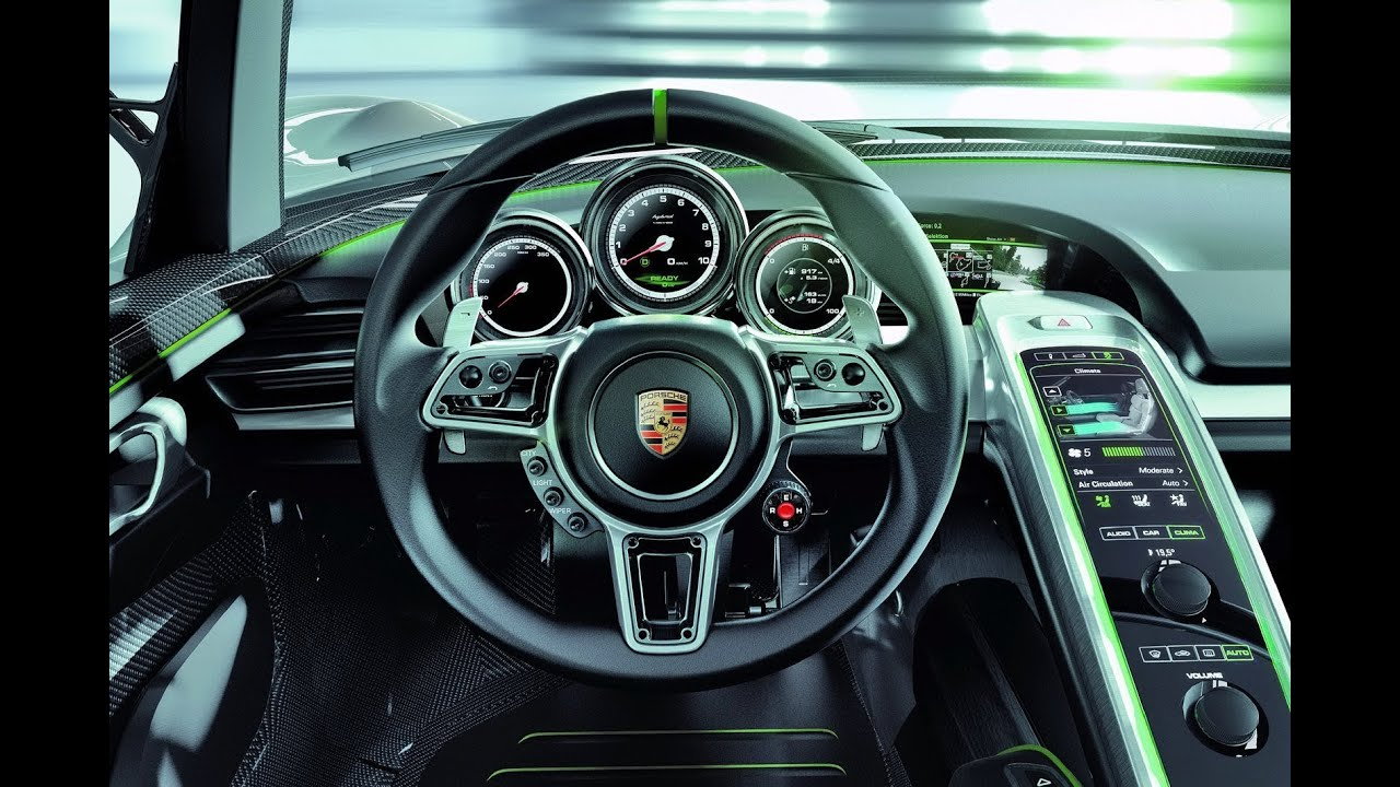 Most Expensive Car Interiors