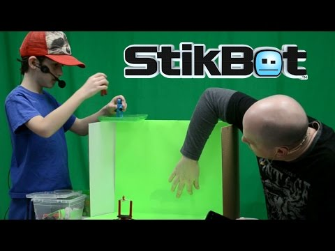 How I create #Stikbot animation videos