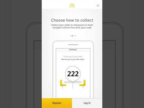 McDonald's App Click & Collect | McDonald's UK