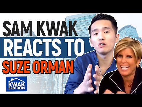 suze-orman-exposed:-sam-kwak-reacts-(heloc-strategy)