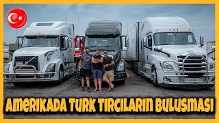 Volvo-Freightliner kavgası | Amerikada Turk Tırcıların Bulusması