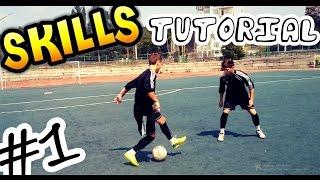 Обучение финтам Неймара,Роналдо,Погба #1 | Skills Tutorial Neymar,Ronaldo,Pogba