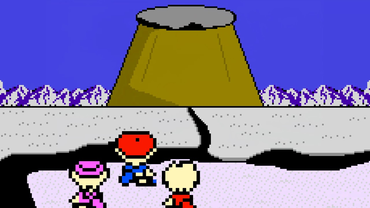 Mother 30th Anniversary: Commercial Sprite Animation