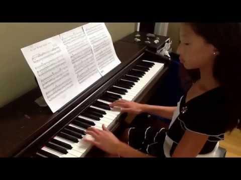 Boogie Woogie Bugle Boy piano