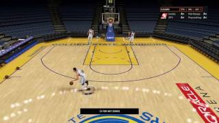 How to do the momentum crossover NBA 2K17