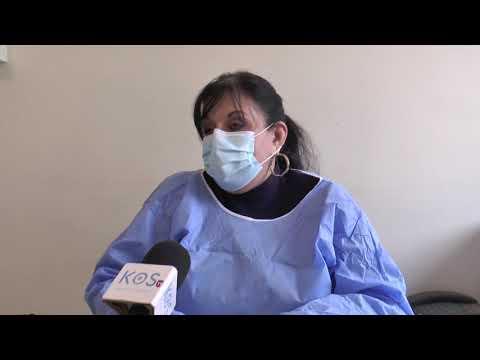 Ξεκίνησαν οι εμβολιασμοί των πολιτών στο 2ο εμβολιαστικό κέντρο της Κω στο Κ.Υ. στο Πλατάνι