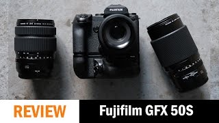 First Impressions Shooting Review: Fujifilm GFX System