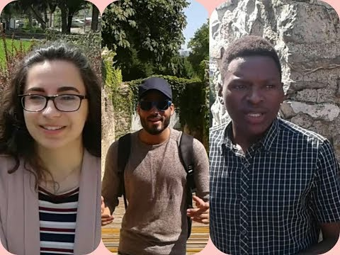 Foreign students about University of Pécs Hungary