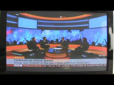 五月天 Mayday 英國BBC 全程英文訪問 完整版