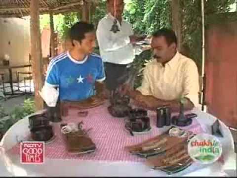 Lucknow chakh le india vegetarian awadhi food youtube for Awadhi cuisine vegetarian