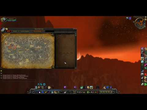 Blackwing Descent Entrance Location World of Warcraft Cataclysm Instance