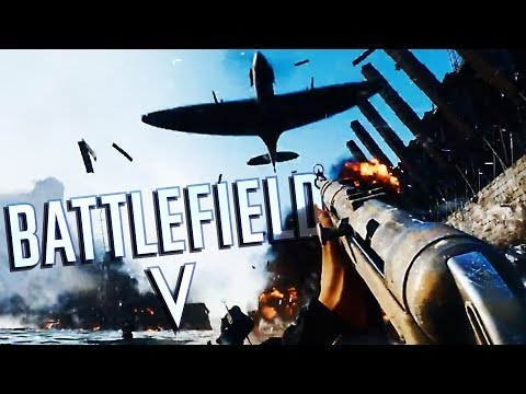 Artillery Assault and Epic Sniping Rampage! - Battlefield V Gameplay- Battlefield V Grand Operations
