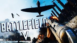 Artillery Assault and Epic Sniping Rampage! - Battlefield V Gameplay- Battlefield V Grand Operations