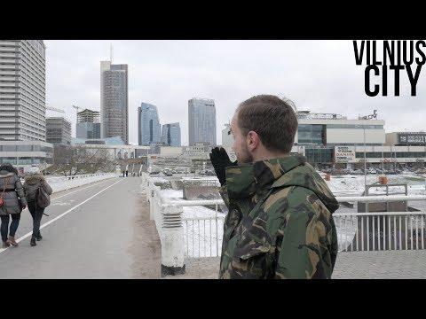 G-Vlog #93 Vilnius City