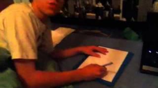 Tegneskolen: lær at tegne Kim Larsen