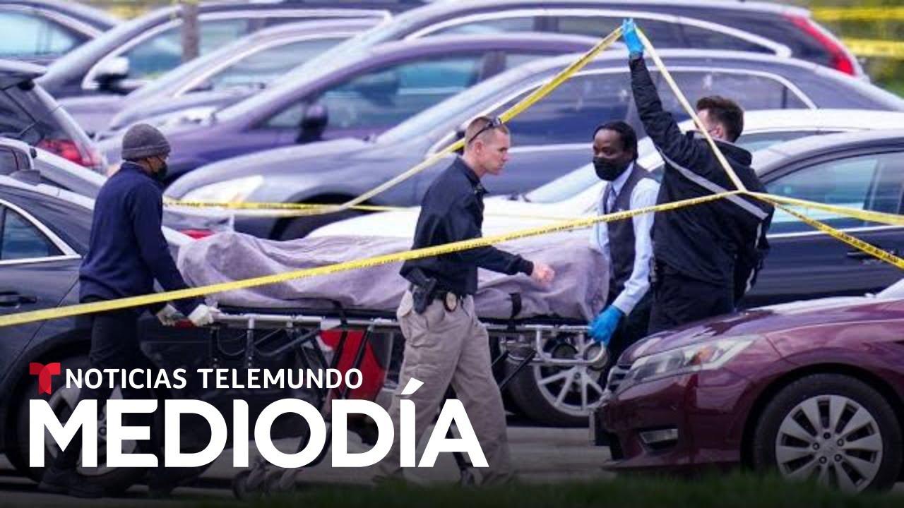 Al menos 8 muertos en un tiroteo en un almacn de FedEx en ...