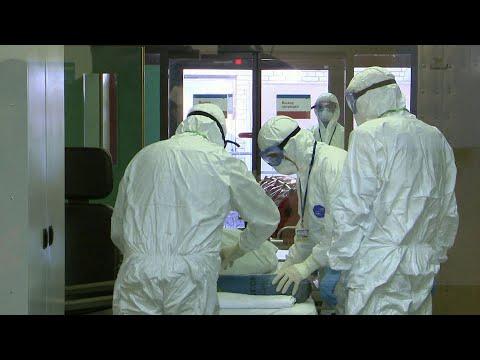 Число заболевших коронавирусом