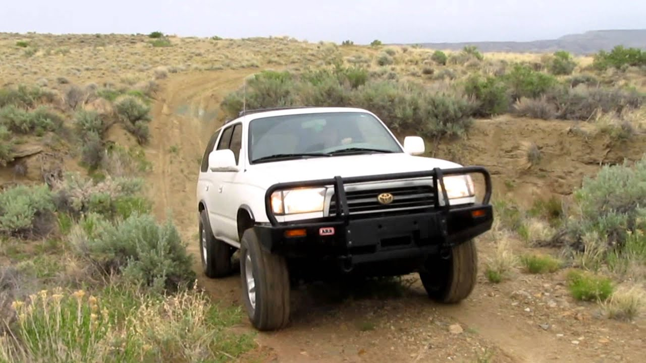 3rd Gen Toyota 4runner Hd Youtube