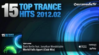 Out now: 15 Top Trance Hits 2012-02