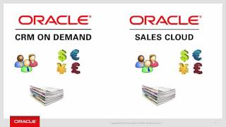 Oracle CRM On Demand to Oracle Sales Cloud Migration Utility
