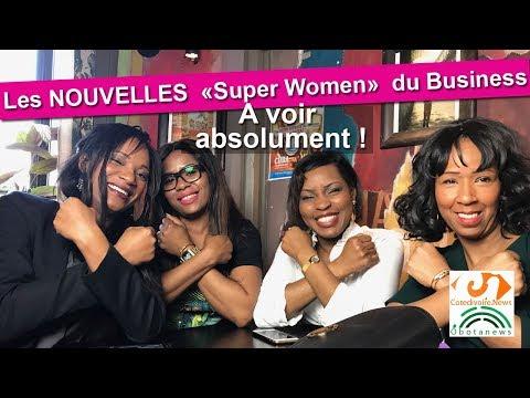 URGENT :  Voir les Nouvelles Femmes du Business en France