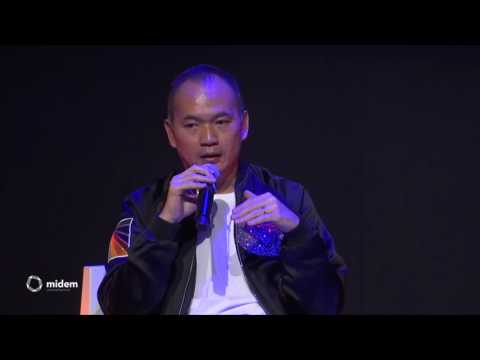 Keynote: Andy Ng, Tencent - Midem 2017