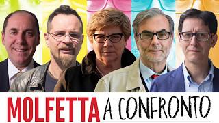 """""""Molfetta a confronto"""" - Elezioni Amministrative 2017"""