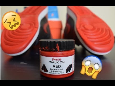 HE PAINTED THE OUTSOLE?!?!?! Wear test + More!