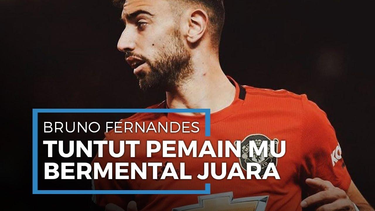Bruno Fernandes Minta Pemain Manchester United Agar Punya