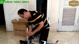 Jual Mesin Sauna Steam Body Meishida MXJ-338