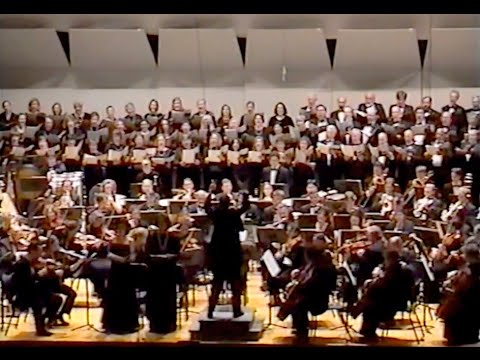 "Mahler Symphony No. 2  ""Resurrection"" - Boston Civic Symphony, Max Hobart"