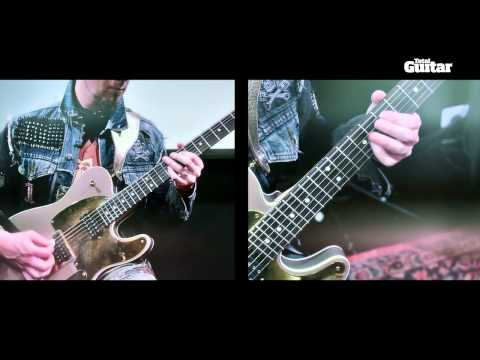 John 5: How to play Rob Zombie's 'Theme For The Rat Vendor'