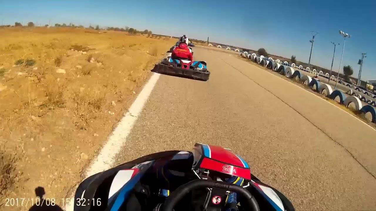 Circuito Karts Santos De La Humosa : Ckrc gp carrera karting los santos de la humosa youtube