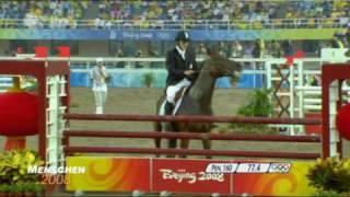Lustige und kuriose Momente Olympia Peking 2008