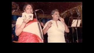 Nanna Hudugiyanna ll Rare duet by Smt. S. Janaki and SPB ll Hamsalekha Hits